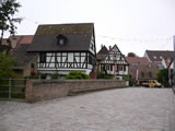 Altstadt Speyer: Sonnenbrücke, erbaut im 13.Jahrhundert