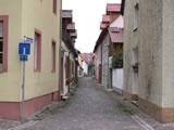 Altstadt Speyer: Schöngasse für speyerer 'Hexegässel'