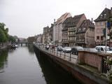 Straßburg mit Kanälen