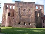 Kloster Limburg, Bad Dürkheim, erbaut 1030 durch Konrad II.