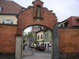 Innenhof vom Kloster St. Magdalena der Dominikannerinnen, gegründet 1228