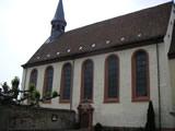 Klosterkirche St. Magdalena Speyer, erbaut 1709