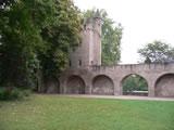 Heidentürmchen, Teil der alten Speyerer Stadtmauer