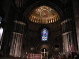 Straßburg mit Münster, innen (Altar)