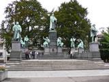 Wormser Lutherdenkmal, Reichstag 1521